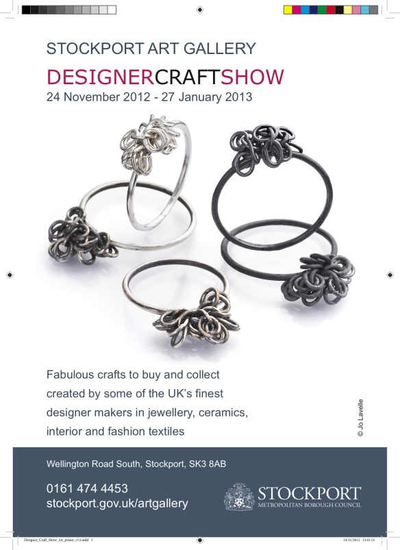 Stockport Designer Craft Show