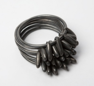 Jo Lavelle:size m:oxidised silver:2008